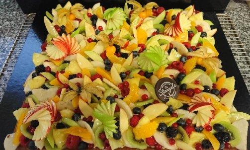 Cadre multifruits 30 personnes